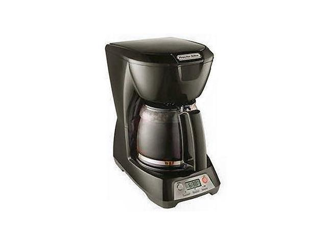 Proctor 43672 BLK 12 Cup Programmable Coffee Maker - White