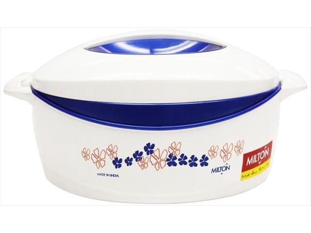Milton KS985 Trumph Deluxe Insulated Keep Warm or Cold Food Server with Stainless Steel Insert Casserole - 1.5 Litres