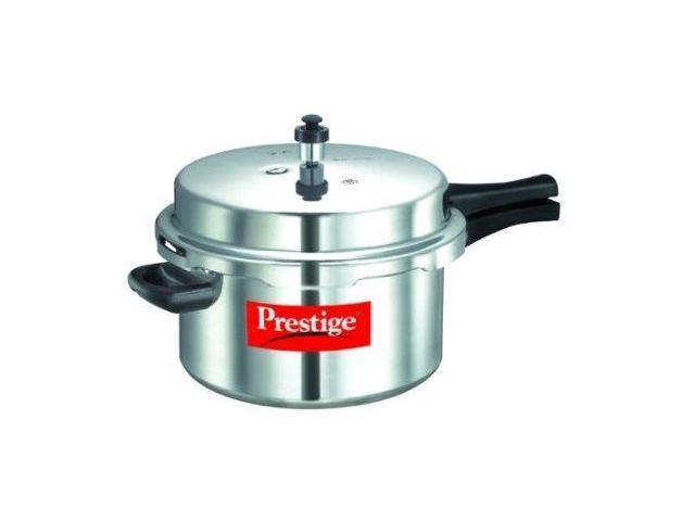 Prestige PPAPC5 Popular Aluminium Pressure Cooker - 5 Litres