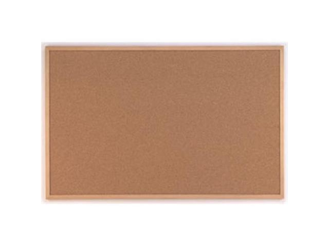 Acco Brands 23in. X 36in. Cork Bulletin Board  35-380352Q - Pack of 4