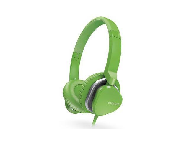 Creative Labs 51EF0640AA011 HITZ MA2400 Headset Green