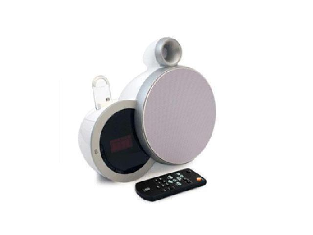 SHERWOOD DS-N10-White Home Audio Speakers