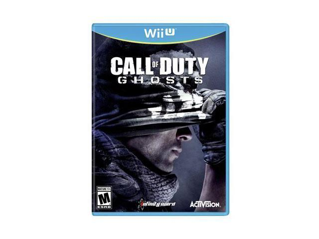 Activision Blizzard Inc 84685 Call of Duty Ghosts WiiU