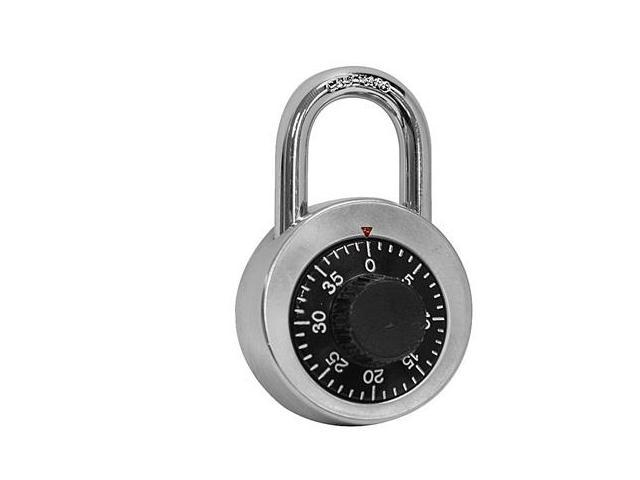 Salsbury 7120 Combination Padlock For Industrial
