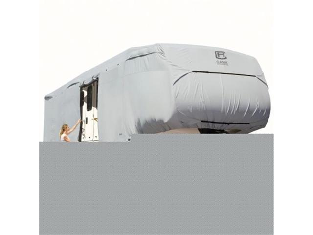 Classic Accessories 80-186-181001-00 PERP XTALL FIFTH WHEEL GREY-MDL5-1CS