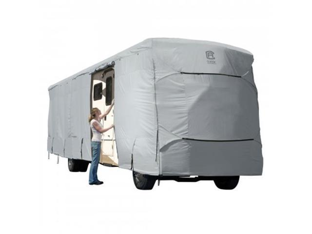 Classic Accessories 80-145-181001-00 PERP CLASS A RV COVER GREY-MDL 5-1CS