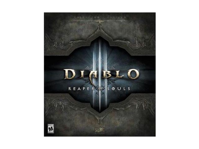 Activision Blizzard Inc 72914 Diablo Iii Reaper Ce Pc