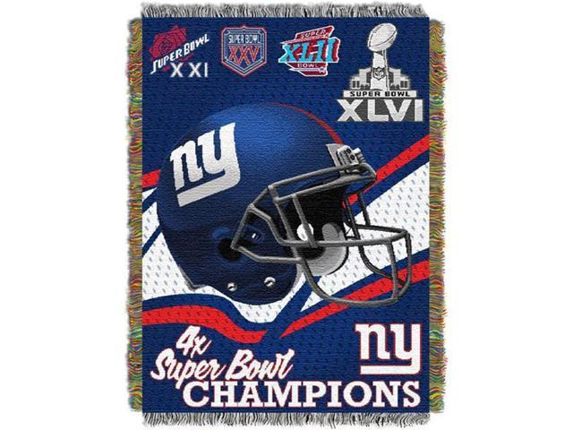 Northwest 1NFL-05140-0081-RET Giants NFL Commemorative Sb Champ Th