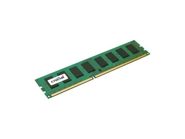 Crucial CT16G3ERSDD4186D 16GB 240-Pin DDR3 1866 SDRAM ECC Registered Server Memory