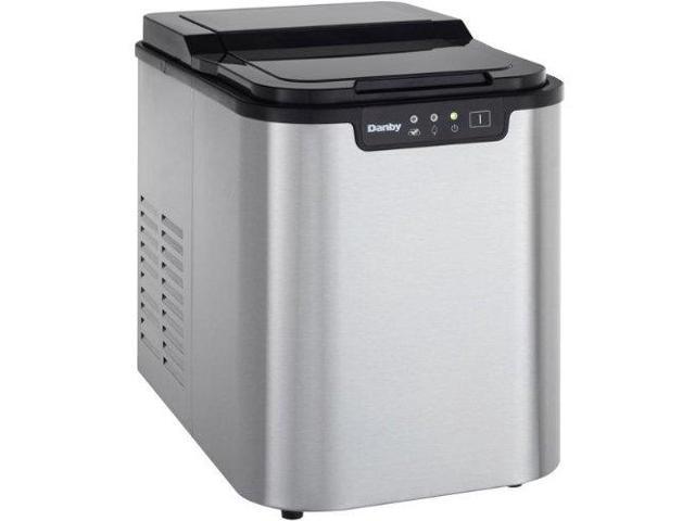 Danby DIM2500SSDB Portable Ice Maker
