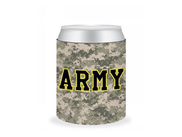 Siskiyou Sports SCS16 Army Can Cooler