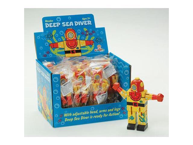 Original Toy Company 59780 Mini Deep Sea Diver