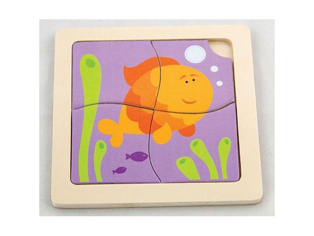 Original Toy Company 50144 Fish - 1st Puzzles