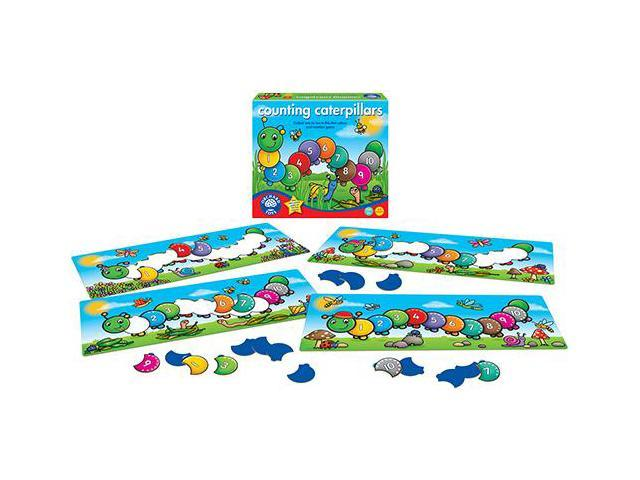 Original Toy Company 075 Counting Caterpillars