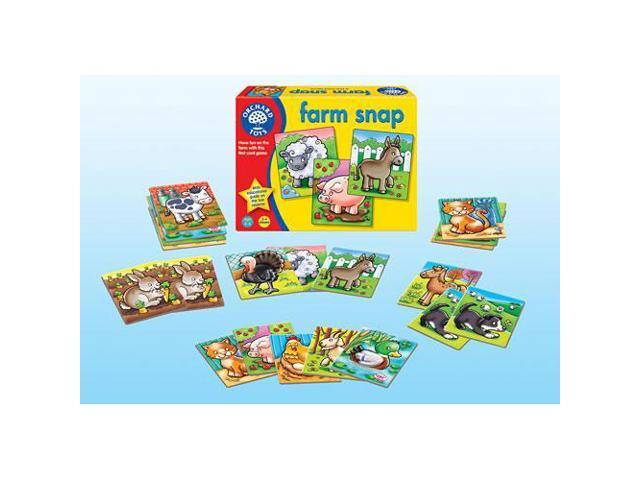 Original Toy Company 028 Farm Snap