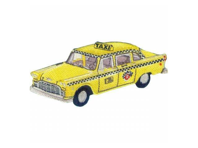 C&D Visionary P2-4185 C&D Visionary Patches-Taxi Cab