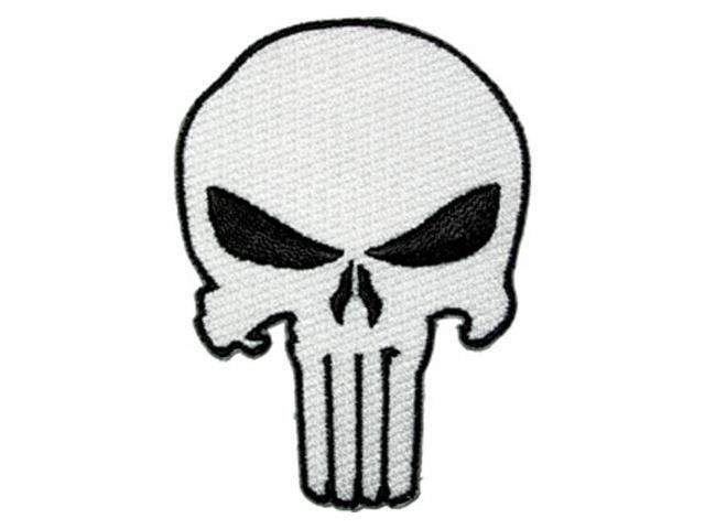 C&D Visionary P1-1441 C&D Visionary Patches-Skull