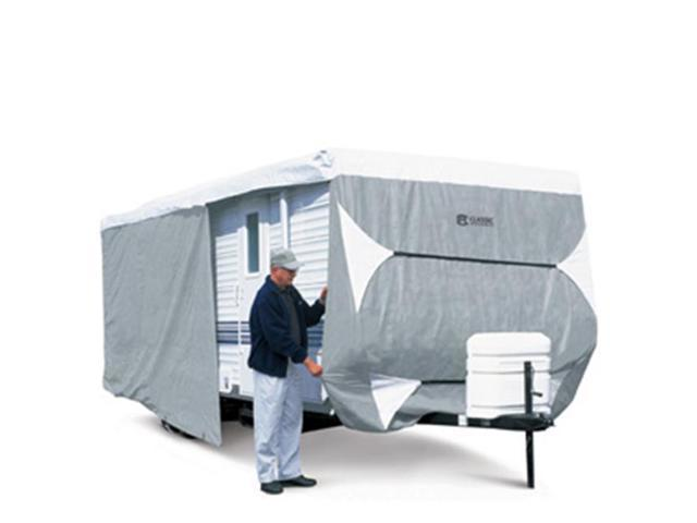 Classic Accesories 80-175-151001-00 PolyPro 3 Travel Trailer Cover