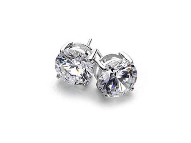 J Goodin E00245RS-S01 Brooke Stud Earrings