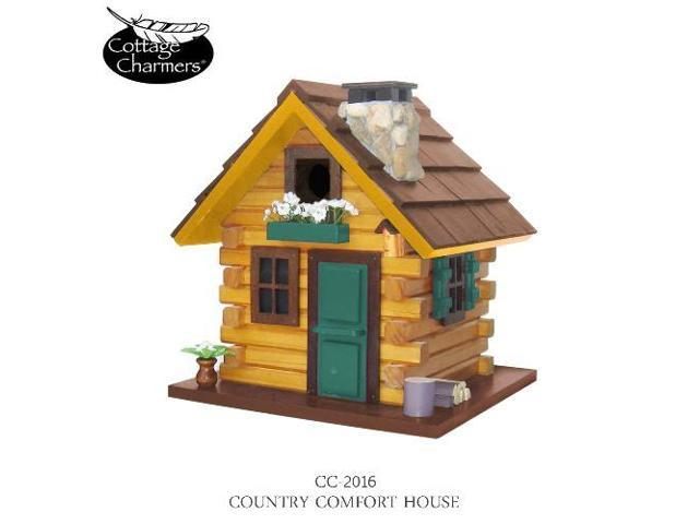 Home Bazaar Country Comfort House - Browns/Green - CC-2016