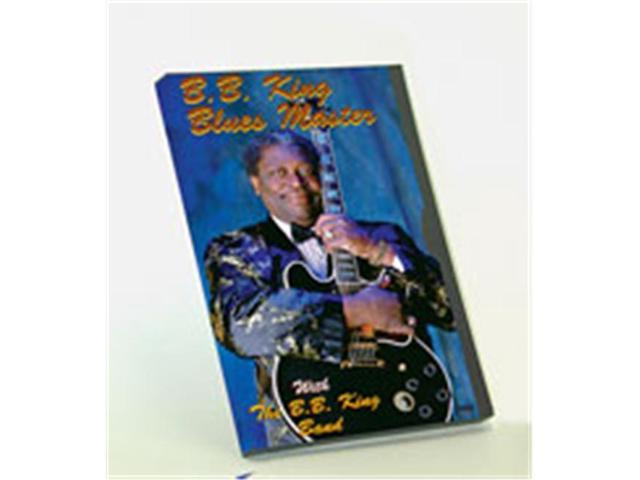 Alfred 00-902820 B.B. King- Blues Master - Music Book