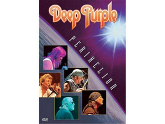 Alfred 60-1242MYDVD Deep Purple- Perihelion - Music Book