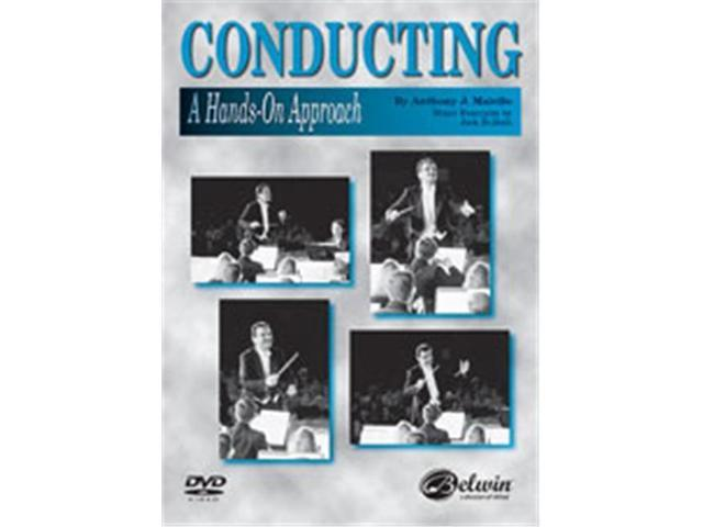 Alfred 00-32707 Conducting- A Hands-On Approach - Music Book