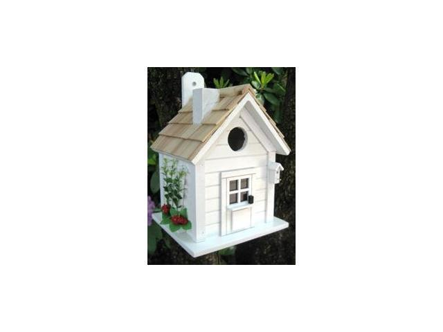 Home Bazaar Trellis Cottage Birdhouse  - HB-7304S