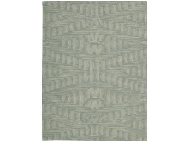 Nourison 5418 Moda Area Rug Collection Breeze 3 ft 6 in. x 5 ft 6 in. Rectangle