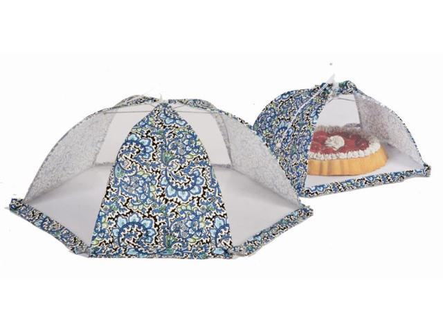 Picnic Plus ACM-728EP Food cover tent umbrellas set of 2 - English Paisley