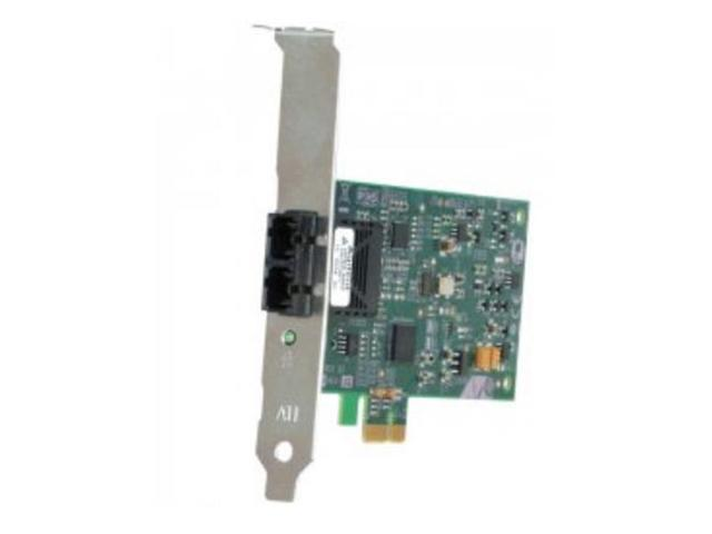 Allied Telesis Inc. 32 Bit 100mbps Pci Express Fast Ethernet Fiber Adapter Card - Lc Connector - Inc - AT-2711FX-LC-901