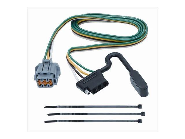 118263 t one trailer hitch wiring harness frontier pathfinder xterra newegg ca