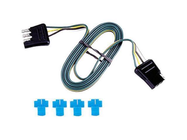 118045 Tow Ready 4-Flat Plug Loop, 60