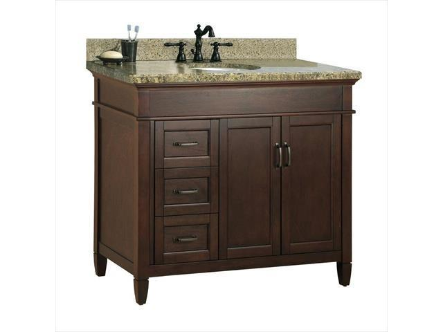 Foremost Ashburn 37 in. W x 22 in. D Vanity