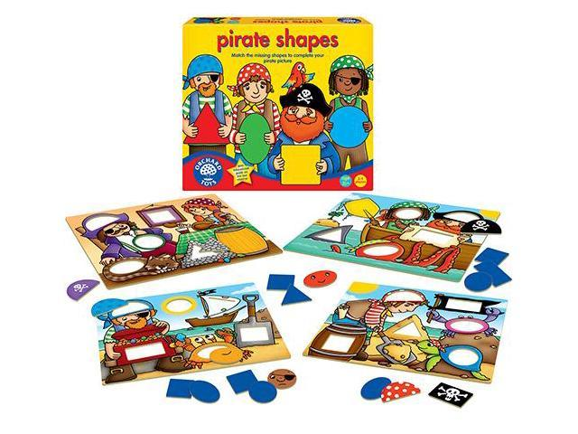 Original Toy Company 052 Pirate Shapes