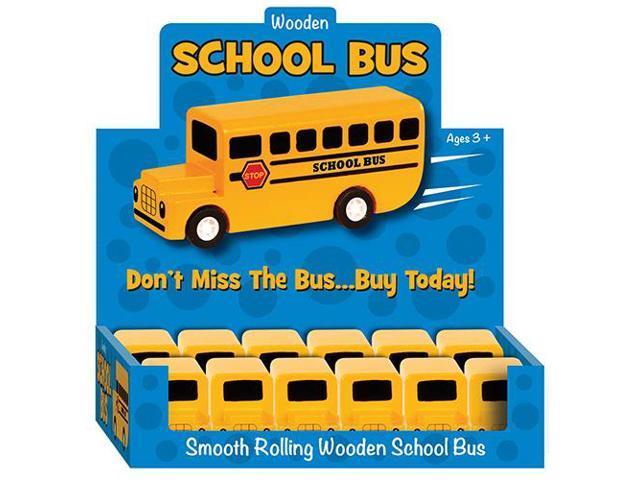 Original Toy Company 53157 Classic School Bus - display