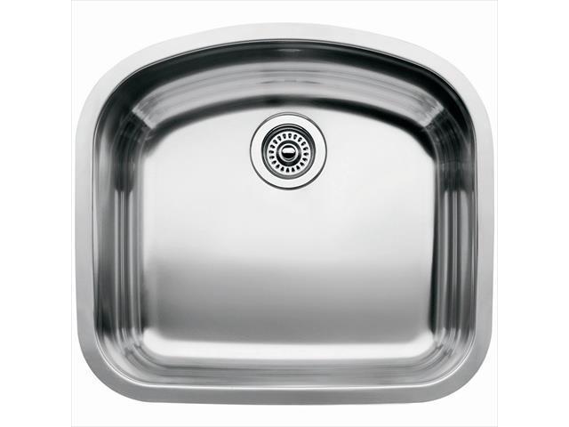 Blanco america 440149 precis undermount composite single for Blancoamerica com kitchen sinks