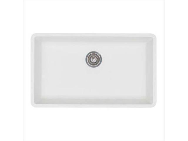 Blanco America 440150 Precis Super Undermount Composite Single Bowl ...