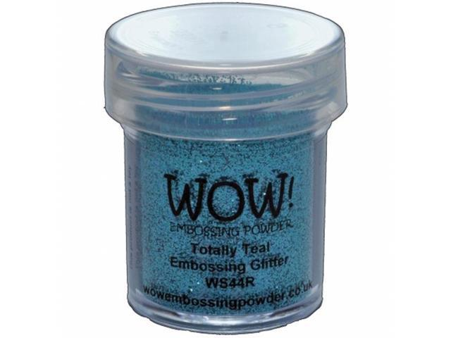 Wow Embossing Powder WOW-WS44R WOW Embossing Powder 15ml-Totally Teal