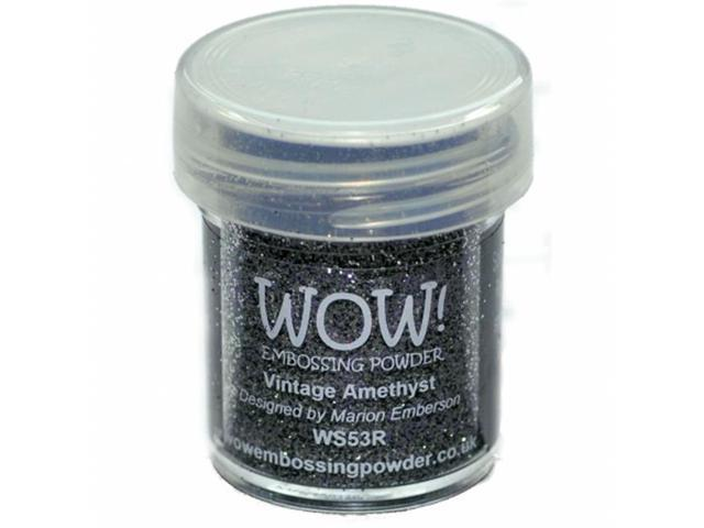 Wow Embossing Powder WOW-WS53R WOW Embossing Powder 15ml-Vintage Amethyst