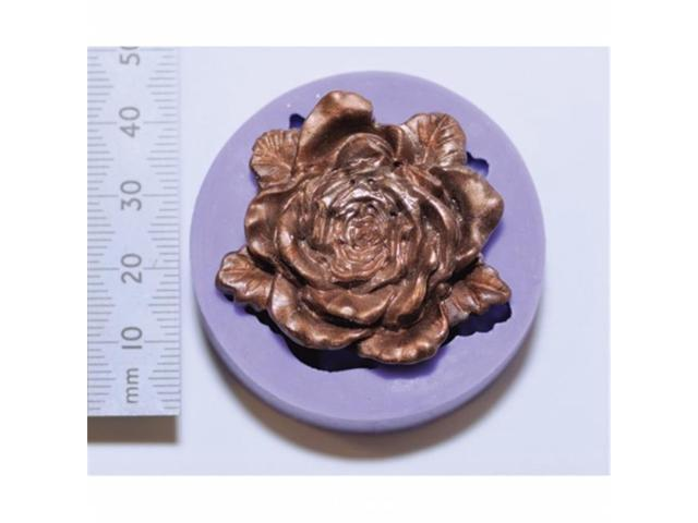 Wow Embossing Powder WMOULD29 WOW 3D Molds-Tea Rose