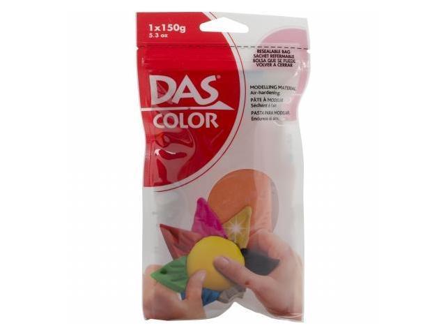 DAS Color Air-Dry Clay 5.3oz-Orange