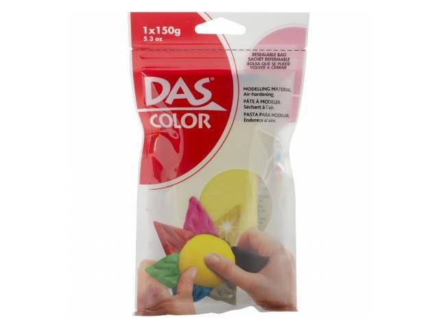 DAS Color Air-Dry Clay 5.3oz-Yellow