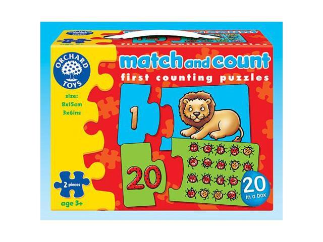 Original Toy Company 219 Match & Count