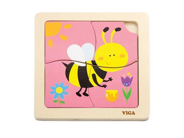 Original Toy Company 50138 Bee - 1st Puzzles
