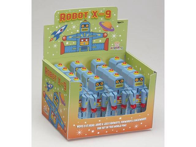 Original Toy Company 59779 Mini Robots X-9