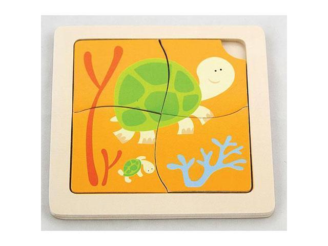 Original Toy Company 50143 Turtle - 1st Puzzles
