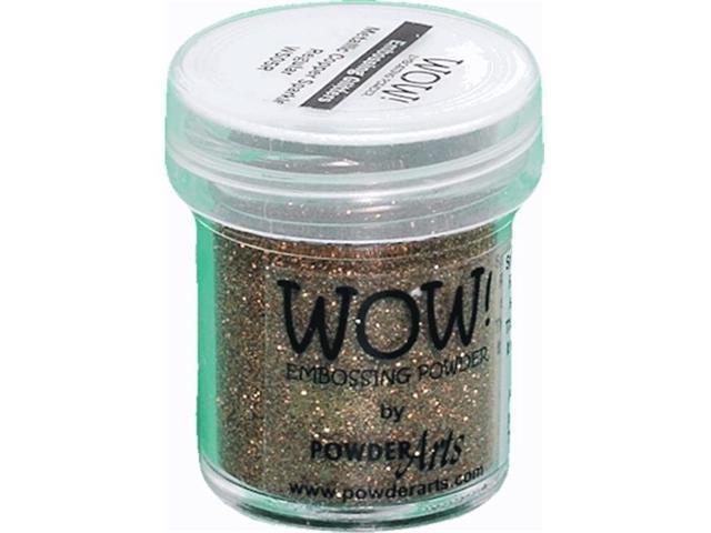 Wow Embossing Powder WOW-WS05R 15ml-Metallic Copper Sparkle