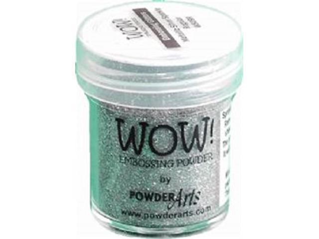 Wow Embossing Powder WOW-WS09R 15ml-Metallic Silver Sparkle