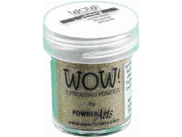 Wow Embossing Powder WOW-SF-WC04 Super Fine 15ml-Gold Rich